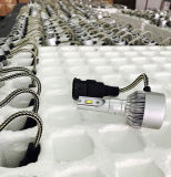 Las mejores luces del coche del precio 36W S6 H7 LED para la luz blanca de los bulbos 3800lm de la linterna del carro