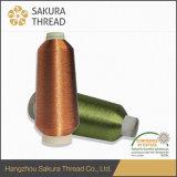 Il MX Giappone ha incluso il filetto metallico del ricamo per lavorare a maglia