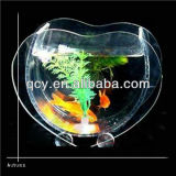De nieuwe Ontworpen Kleine Tank van de Vissen van het Aquarium voor Lijst