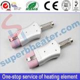 Fiche industrielle d'élément de chauffe de fiche de température élevée