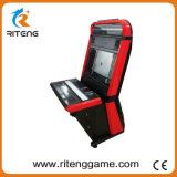 máquina de jogo video japonesa a fichas do gabinete da arcada do lutador de rua de 32inch Tekken