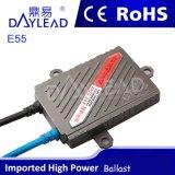세륨 RoHS ISO9001 E-MARK를 가진 크세논 램프를 위한 고강도 출력 밸러스트