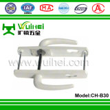 Maniglia dell'asta cilindrica del quadrato della lega di alluminio per la finestra ed il portello (CH-B30)