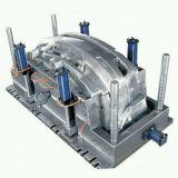 Moldeo a presión para el rectángulo plástico