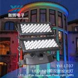Nueva IP65 120PCS 10W LED de luz de color RGBW impermeable al aire libre Luz de pared LED EASHER inalámbrico opcional