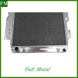 per il radiatore di alluminio pieno di memoria di riga di Tj 3 del Wrangler della jeep