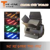 108PCS * luz da cor da cidade do diodo emissor de luz de 5W RGBWA