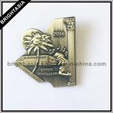 Выполненная на заказ низкая цена сувенира значка (BYH-101192)