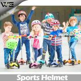 Casque de vélo de patinage de sports de gosses protecteurs promotionnels faits sur commande meilleur