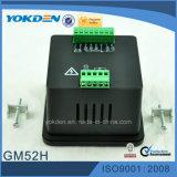 Meter GM52h van het Niveau van de Brandstof van de dieselmotor de Digitale met Bescherming