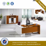 Table de bureau exécutive solide en bois massif (HX-GD001)