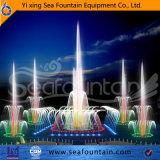 Fuente flotante del diseñador del lago profesional design con la boquilla 3D