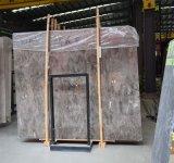 Lastre di marmo grige Polished, mattonelle di marmo poco costose cinesi