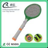 중국 LED를 가진 베스트셀러 모기 함정 살인자 Swatter 박쥐 & 토치, 곤충 살해 Zapper 의 옥외 야영을%s 해충 구제 버그 냉담한 라켓