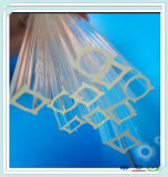 Gaine médicale simple de cathéter de perforation rectangulaire de lumen d'extrusion d'usine d'OEM Chine