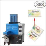 Machine à emballer chaude d'enduit de fonte collant la machine pour le tissu de papier