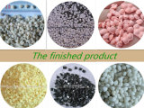 Granulador dobro do rolo para o fertilizante inorgánico