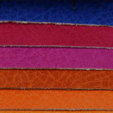 De Hete Verkoop van uitstekende kwaliteit maakte het Synthetische Leer van het Meubilair van het Leer van de Schoenen van het Leer van Handtassen (in reliëf F9284)