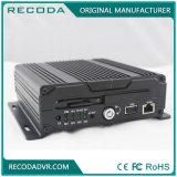 FHD 1080P beweglicher DVR Support Ahd Tvi Cvi mit 4G und GPS