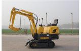 Venta caliente Sg8008 Mini excavadora