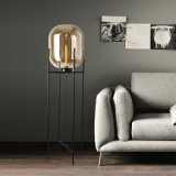 Dekoration-Glasfußboden-Lampen-Vorrichtungs-moderne Standplatz-Fußboden-Beleuchtung