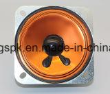 altoparlante impermeabile quadrato di Ohm 4-16 2-5W di 77*77mm