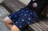 Os Mens M016 nadam Shorts ocasionais da placa das calças curtas