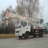 Mobiler LKW eingehangener Kran in China