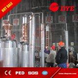 dell'acciaio inossidabile 3000L del POT strumentazione di distillazione ancora per produrre whisky