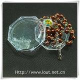 Caja de embalaje, rectángulo del rosario, rectángulo religioso, rosarios + rectángulo para Suramérica (IO-p030)