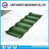 Mattonelle di tetto romane del metallo rivestito economizzatore d'energia della pietra di Linyi Wante