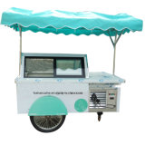 Нажим мороженного Carts замораживатель /Ice Cream/тележка мороженного