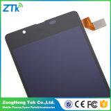 マイクロソフトLumia 540の接触計数化装置のための高品質LCDスクリーンアセンブリ
