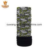 De naadloze Sjaal van de Vacht van de Polyester Microfiber Tubulaire Polaire