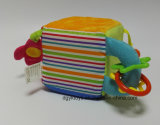 Изготовленный на заказ игрушка плюша развития игрушки плюша младенца для младенца