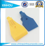 Bocal de secagem plástico da cortina de água do pulverizador do controle de poeira do pulverizador