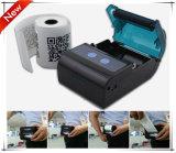 Imprimantes portatives courantes de Bluetooth d'imprimantes thermiques de l'utilisation 58mm d'imprimante de mode et de réception/code barres de produits
