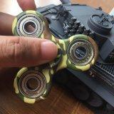 ABSプラスチックベアリング落着きのなさ手指の三紡績工