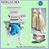 Holiaumaの安い世帯高品質の単一ヘッド15針のチェーンステッチの高速刺繍機械価格