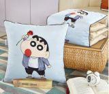 2 en la manta de lino de la almohadilla de tiro del sofá del amortiguador del algodón de múltiples funciones combinado 1travel