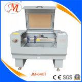 Il doppio dirige la macchina di Cutting&Engraving della cartolina d'auguri (JM-640T)