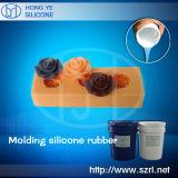 Candela della gomma del silicone curata condensazione liquida