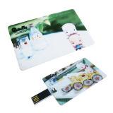맥주 선전용 신용 카드 USB 섬광 드라이브를 인쇄하는 관례