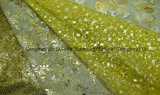 Lámina para gofrar caliente olográfica superior de Quanlity para la materia textil