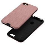 Cubierta híbrida del caso de la capa dual a prueba de choques superior ultra fina de la armadura para el iPhone 7