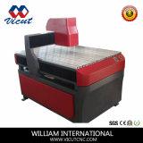 Zeichen-Vorstand Belüftung-Acrylausschnitt CNC-Fräser-Maschine
