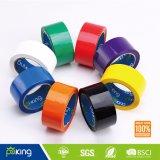 Fita autoadesiva da embalagem da cor da fonte BOPP do fabricante