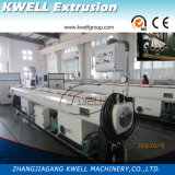 Máquina de producción de tubería de PVC / Extrusora de plástico