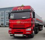 45000 litros resistentes del petrolero de acoplado 45000 L carro semi de acoplado del depósito de gasolina
