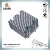 Pièce jointe en aluminium de radiateur de plaque en aluminium de radiateur d'OEM